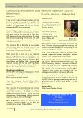 February - March 2011 Newsletter - Newtown Neighbourhood Centre - Page 5