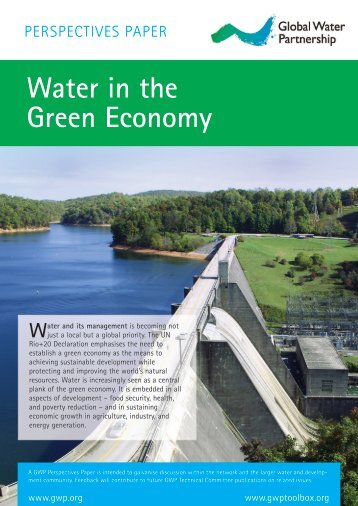 Water in the Green Economy - Global Water Partnership