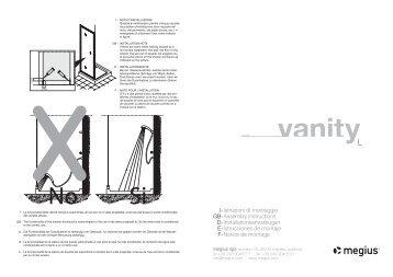 Box Doccia Megius Vanity.40 Free Magazines From Megius Com