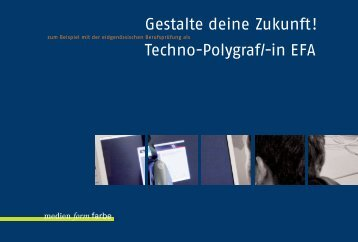Techno-Polygraf - Berufsschule für Gestaltung Zürich