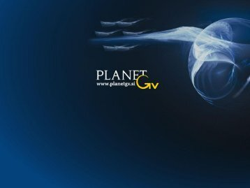 TAXABLE PLACE OF SERVICES - Planet GV