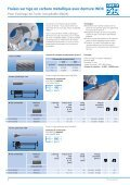 Fraises sur tige en carbure métallique avec denture INOX - PFERD - Page 2