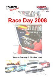 Race Day 2008 - Smotors.ch