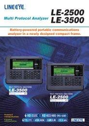 LE-2500 LE-3500 - NeoMore
