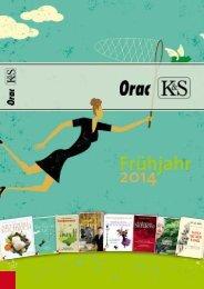 Frühjahrsprogramm 2014 - Kremayr & Scheriau