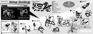 Setup Guide ® - Cateye