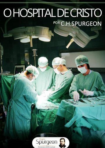 Hospital de Cristo - Projeto Spurgeon