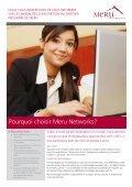 Découvrir le programme partenaires Meru Networks - Page 2