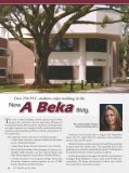 PCC Update Fall 2004 - Pensacola Christian College - Page 6
