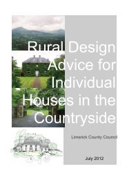 Rural Design Advice for Individual Houses in the Countryside