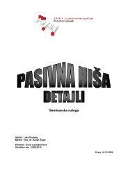 Seminarska naloga - Student Info