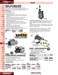 Transmission - Harley-Davidson® Parts and Accessories