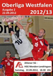 Handball - Ahlener SG