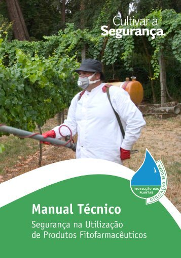Manual Técnico - European Crop Protection Association