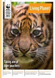 Living Planet - Issue 21 - Autumn 2012 - wwf - Australia