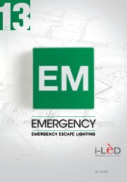 EMergency - Brochure DE - Linea Light Group