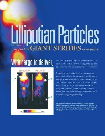 Lilliputian Particles - Mallinckrodt Institute of Radiology
