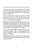 Brugsanvisning for Bravo B2-CIC - Widex - Page 7