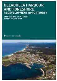 4. Ulladulla Harbour - Land - NSW Government
