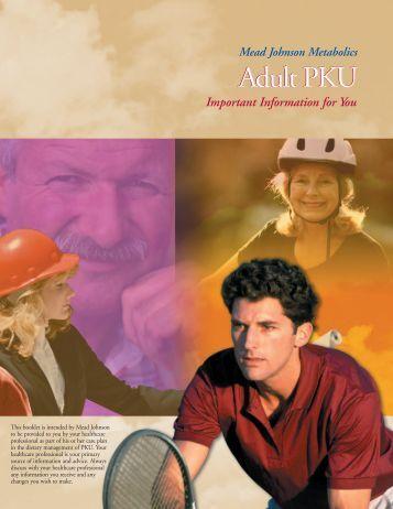Adult PKU Adult PKU - Mead Johnson Nutrition