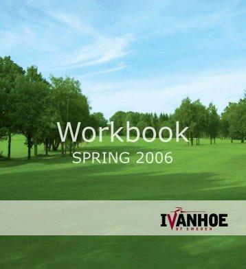 Workbook - Ivanhoe