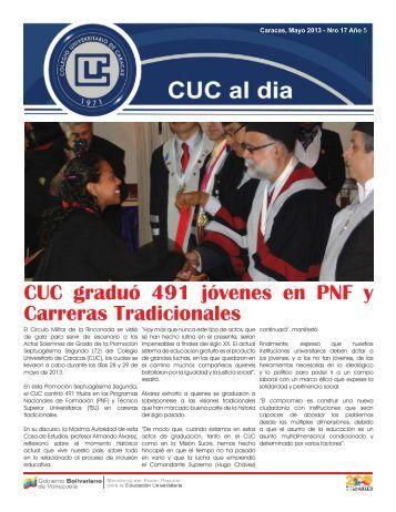 Edición N°17. - Colegio Universitario de Caracas