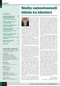 SOCIÁLNA POLITIKA - Ústredie práce, sociálnych vecí a rodiny - Page 2