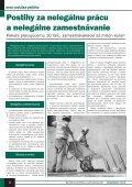 SOCIÁLNA POLITIKA - Ústredie práce, sociálnych vecí a rodiny - Page 4