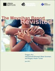 412839-The-Moynihan-Report-Revisited