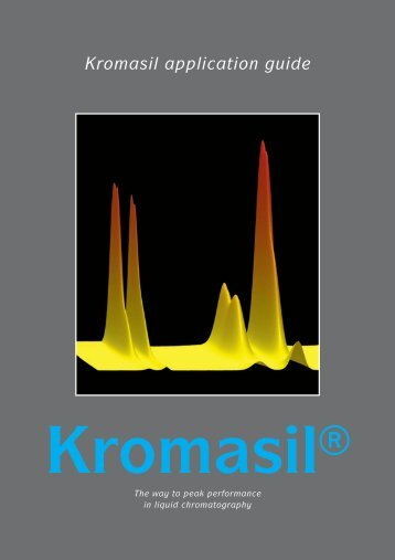 Kromasil application guide