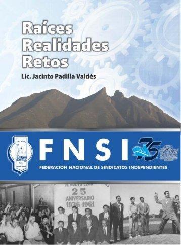 Libro Raíces Realidades Retos. - Federación Nacional de ...