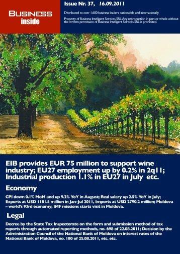 Business Inside 14.09.2011 - Bis.md