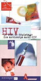 dépistage - AidsHilfe Potsdam e.V.