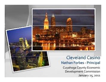 Cleveland Casino - Cuyahoga County Department of Development