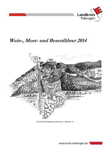 und Besenführer 2014 - WTG Rottenburg am Neckar mbH
