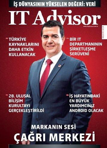 Aralık 2011 - IT Advisor