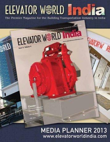 Advertising Rates - Elevator World