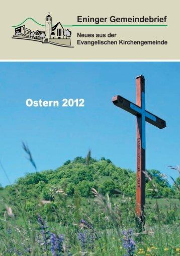 Gemeindebrief - Eningen-evangelisch.de