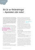 Årsredovisning 2008 - Apoteket - Page 6