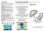Beaches in Eurobodalla (2012/13) 450 KB PDF