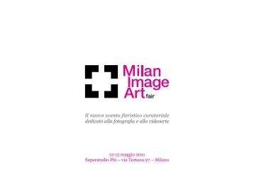 Il nuovo evento fieristico curatoriale dedicato alla fotografia e alla ...