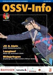 OSSV Info Nr. 3 - März 2007