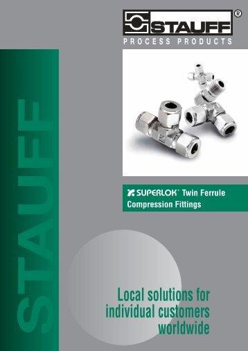 Download Stauff Compression Fittings PDF
