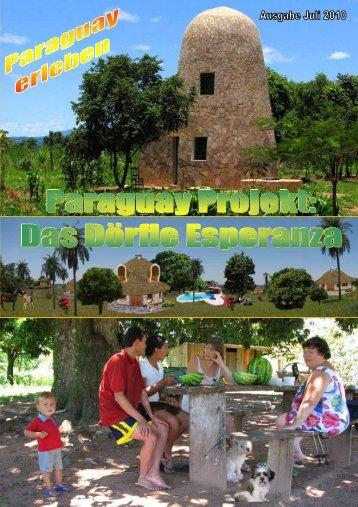 Ankunft in Asuncion, der Hauptstadt von Paraguay - Das Doerfle ...
