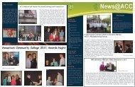 News@ACC June 2011 - Asnuntuck Community College
