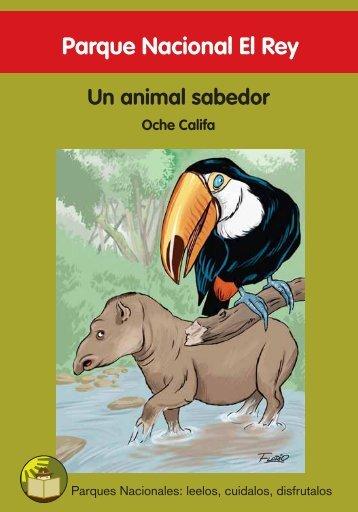 Un animal sabedor - Plan Nacional de Lectura