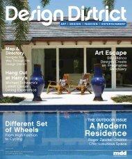 A Modern Residence - Miami Design District Magazine