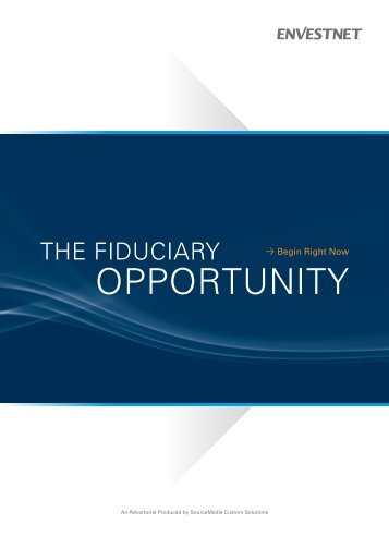 Fiduciary Opportunity - Financial Planning