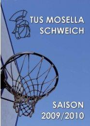 Landesliga - Mosella Schweich Basketball
