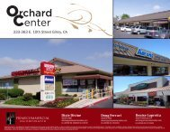 Orchard Center - Prime Commercial, Inc